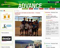 Tenis Padel Advance